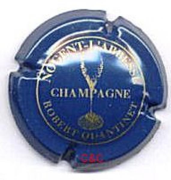 18. oiseaux 2//6 Capsule de Champagne QUATRESOLS